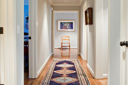 apartment hallway design