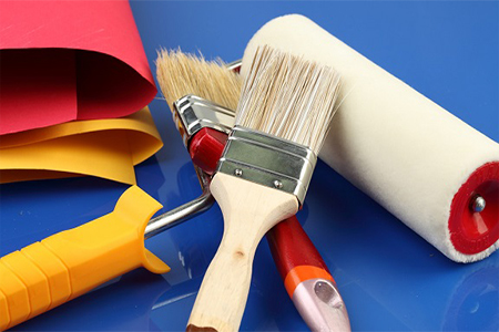 Tools of a painter-RBT